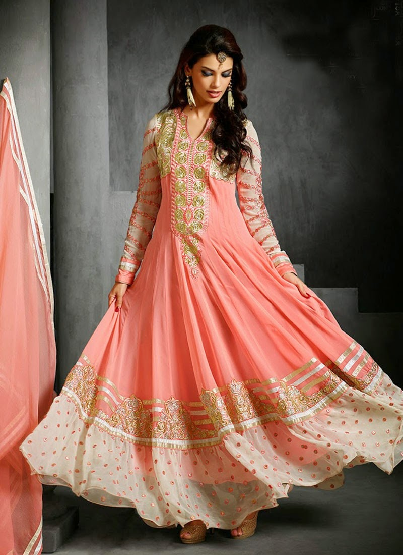 24ladiesshopping top designer anarkali suits for Online suit builder