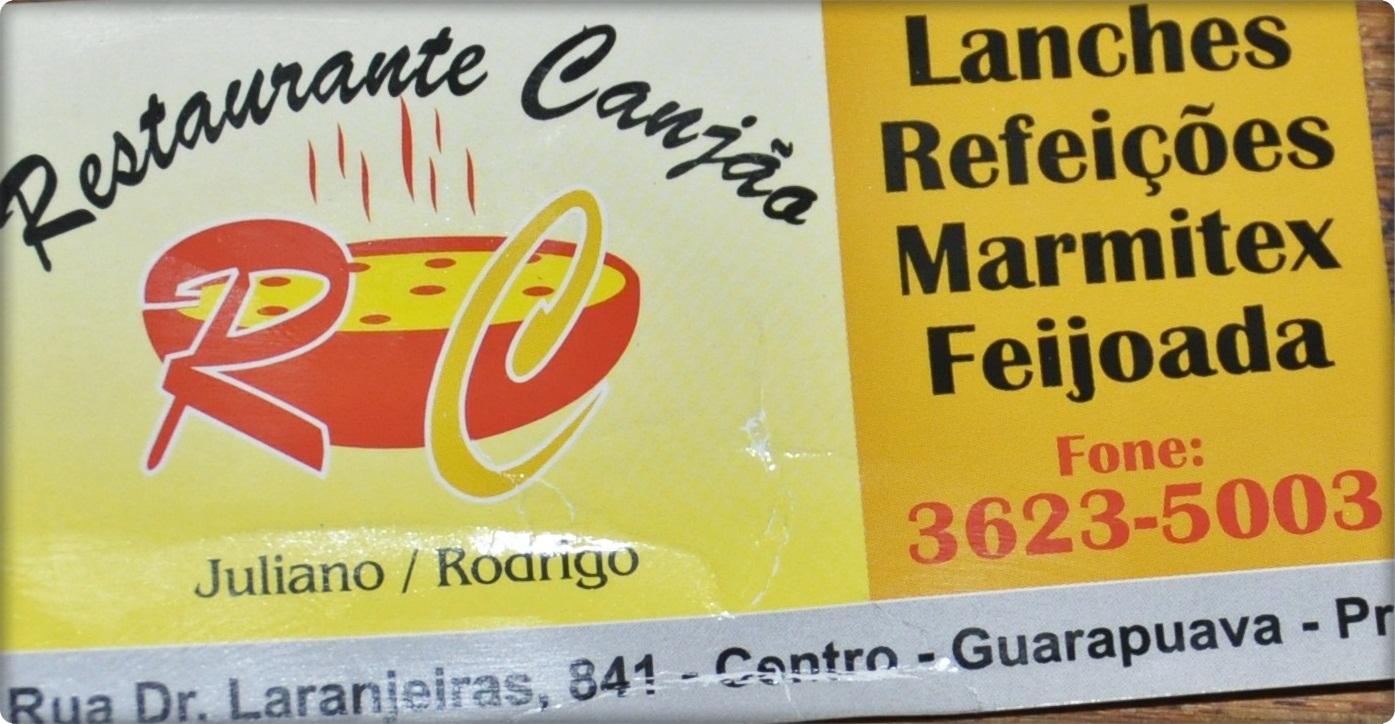 Restaurante Canjão