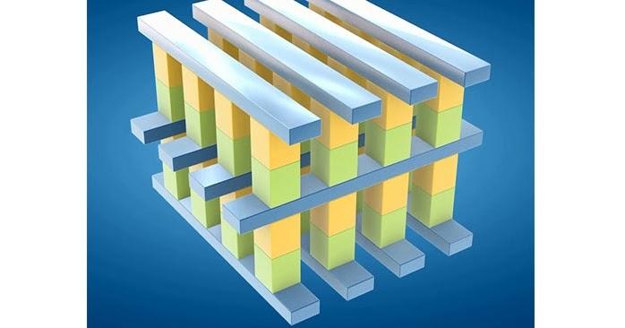 Intel e Micron criam memória revolucionária 3D XPoint