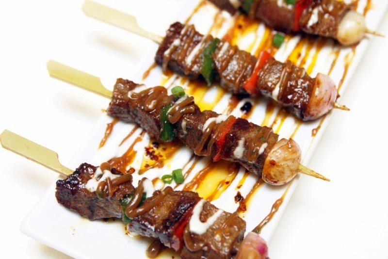 Hoisin Marinated US Beef Skewers Kulinarya Kitchen