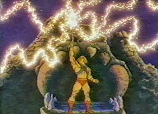 Transformação He-Man