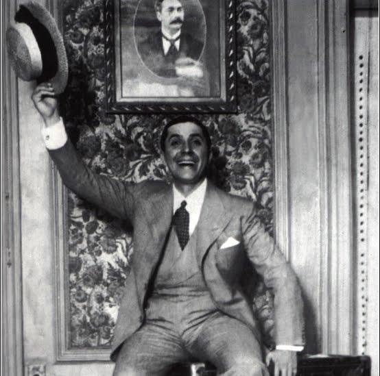 * CARLOS GARDEL, La casa de Jean Juares antes que la ocupara Gardel