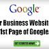 Handle SEO (Search Engine Optimisation) Campaign for a website for 10-15 keywords
