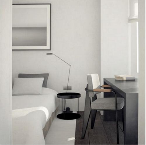 Leuchtend grau interior blog celebrating soft minimalism april 2013 - Nicolas kleine architect ...