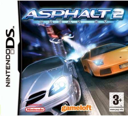 Asphalt Urban GT 2 (Multi5 Incluye Español) (Nintendo DS)