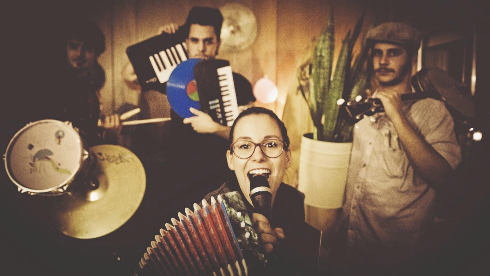 Un grupo tan original como peculiar: Fizzy Soup Turismo y Ocio Cuenca