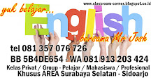 ENGLISH - LEARNING Class