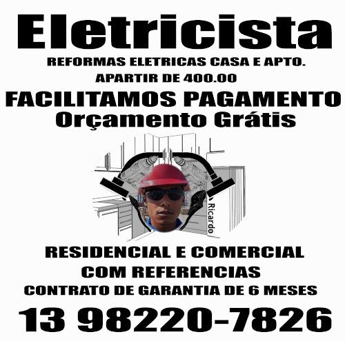 eletricista em São vicente