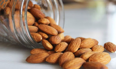 Kacang Almond yang Bermanfaat Bagi Kanker
