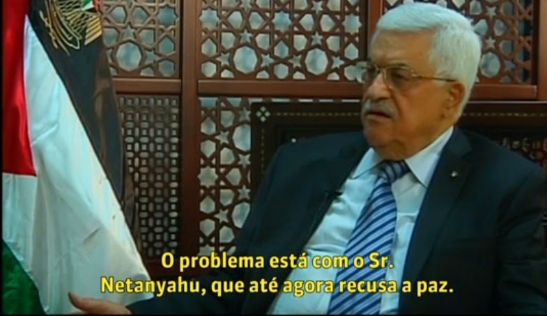 Mahmoud Abbas, Presidente do Estado da Palestina