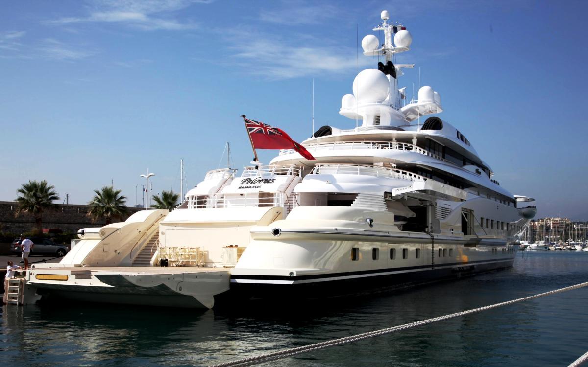 Pelorus Yacht Wallpaper 4