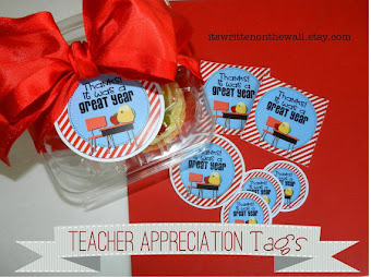 Just Add to your Teacher Gift To Make It Even More Special