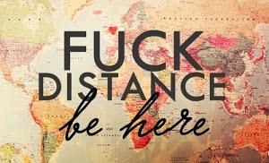 No importa la distancia