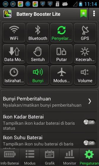 Download Battery Booster Android 6