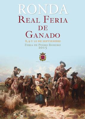 Ronda -  Feria de Pedro Romero 2015 - Feria de Ganado