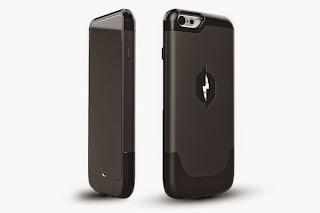 غطاء لهاتف آيفون 6 قادر على شحن الهاتف بطريقة جديدة
