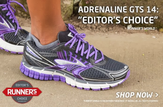 Brooks Adrenaline GTS14