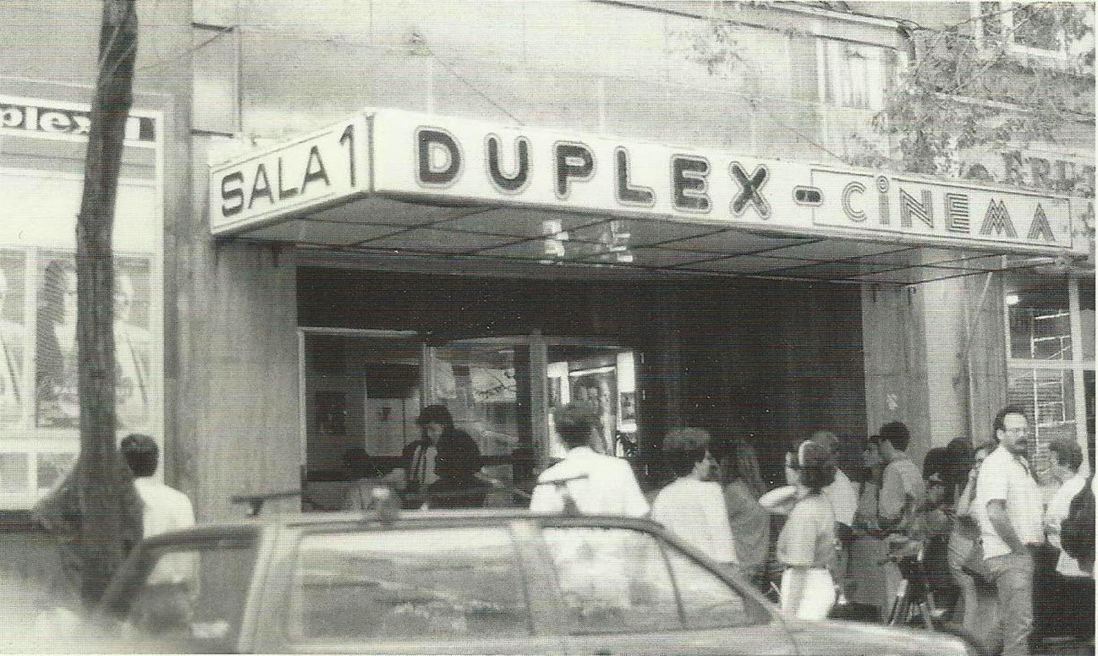 La pantalla magica cine duplex - Duplex en madrid ...