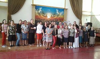 Ministério de Mulheres - Clamor no Altar