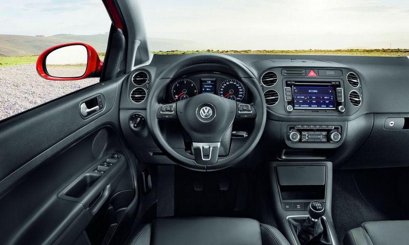 Volkswagen golf 6 club info for Volkswagen golf 6 interieur