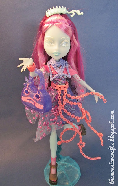 Kiyomi Haunterly Haunted Monster High doll review