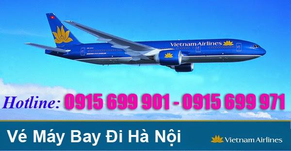 Vé máy bay đi Hà Nội rẻ