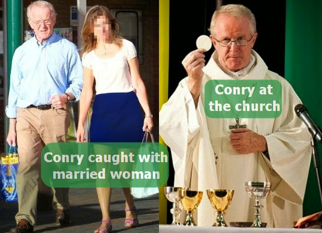 catholic bishop adultery