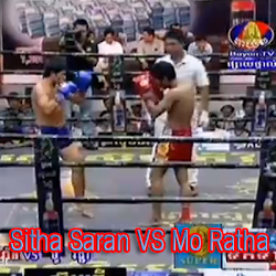 [ Bayon TV ] Sitha Saran VS Mo Ratha - TV Show, Bayon TV, Bayon Boxing