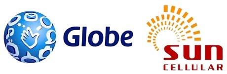 globe sun