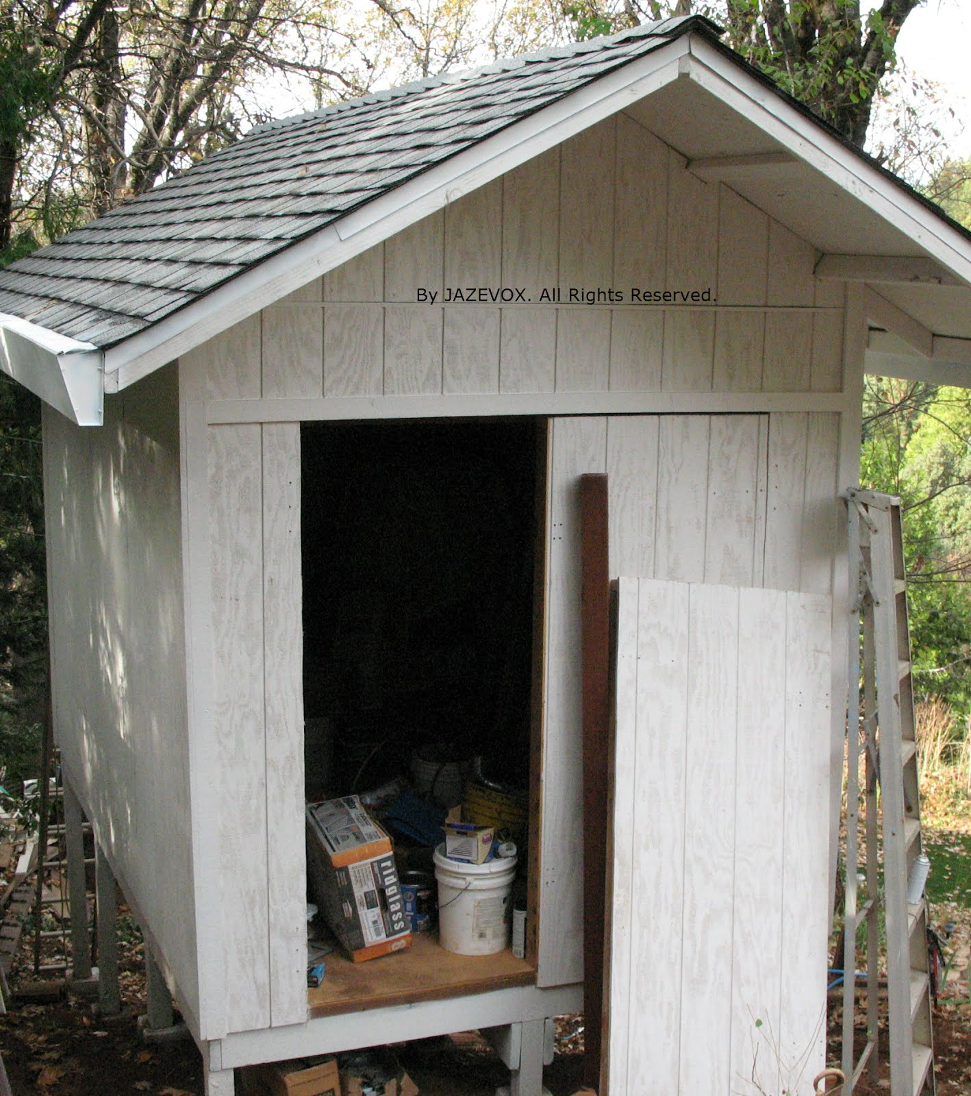 Do it yourself backyard shed plans pdf diy shed plans jimm for Garden shed designs yourself
