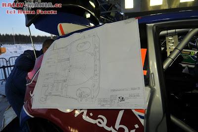 WRC suecia plano del capo