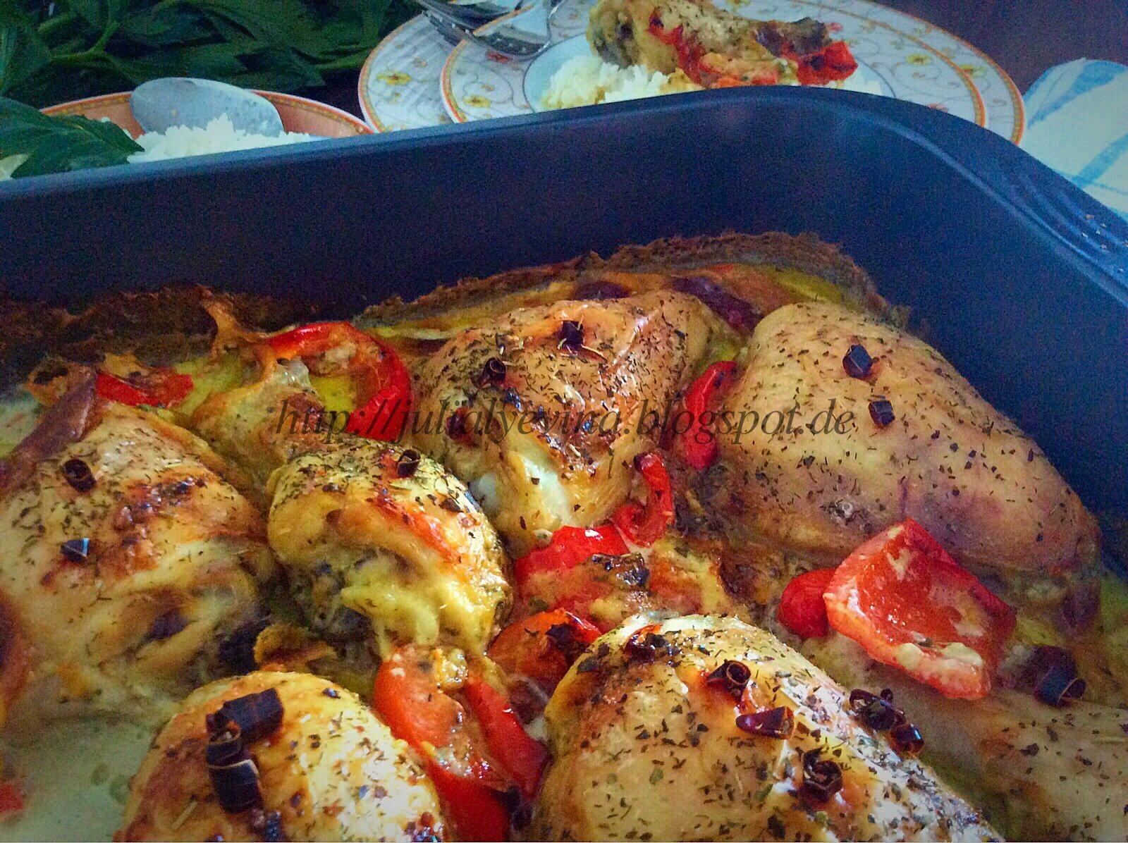 Мясные блюда из курицы на каждый день рецепты