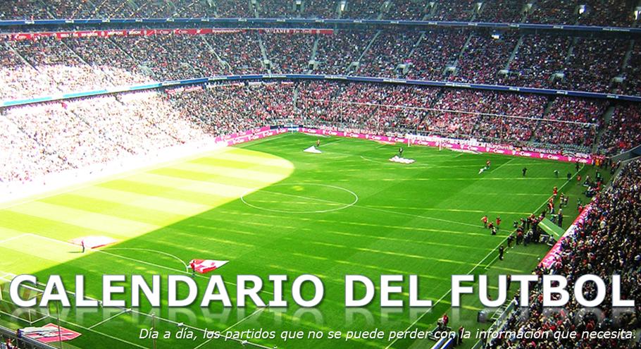 Calendario del Fútbol