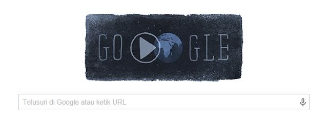 Google, Ulang Tahun, Inge Lehmann, Penemu Inti Bumi, sains, ilmu pengetahuan, ilmiah, plenet, bumi, magma, peneliti, ilmuwan, Google Doodle, wisata tiket, animasi, Kevin Laughlin,
