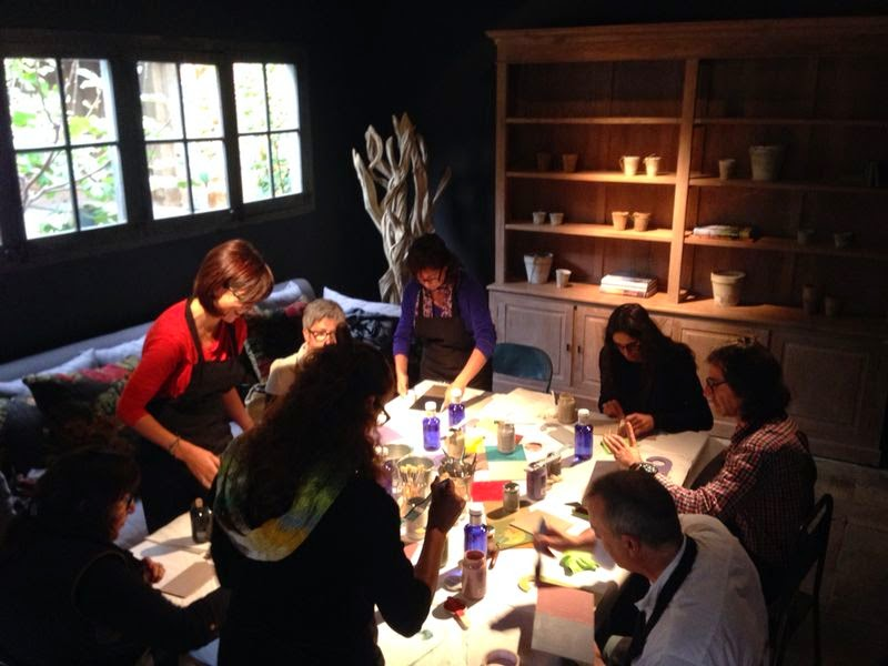 Taller monográfico chalkpaint: texturas y shabby chic