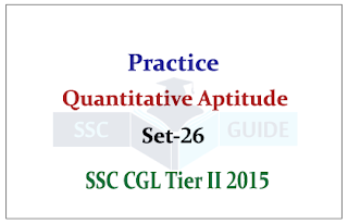 Advance Quantitative Aptitude Practice Questions (With Solutions)