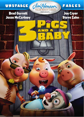 Three Pigs and a Baby DVDRip Español Latino Descargar