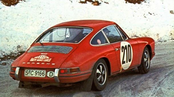 La firma cangiante rallye monte carlo pt 3 for Porsche ka che