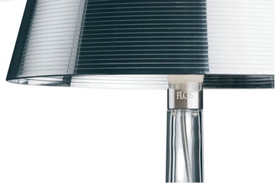 For your viewing pleasure, the Flos Miss K Table Lamps in Transparent, designer range