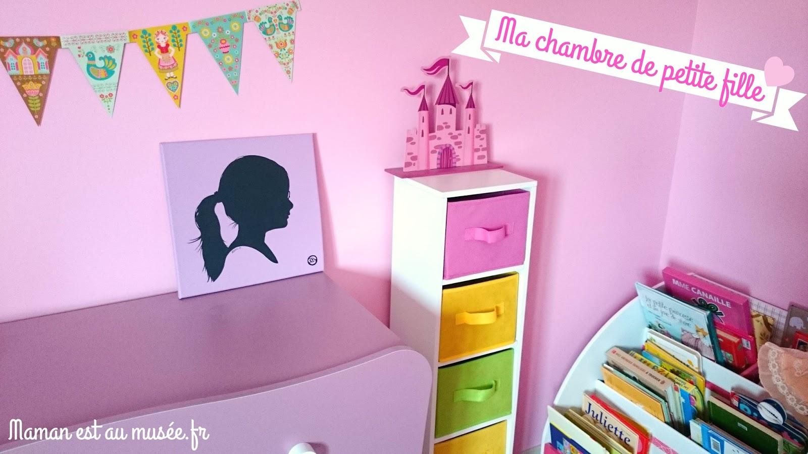 Chambre originale petite fille for Chambre petite fille