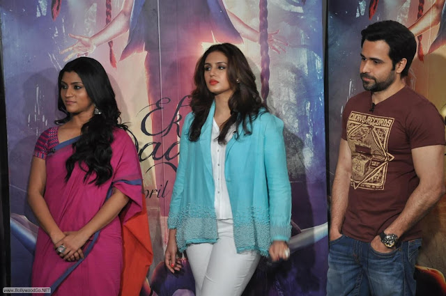 Emraan+Hashmi,+Huma+Qureshi,+Konkona+Sen+Sharma+Press+Conference+of+Ek+Thi+Daayan+(14)