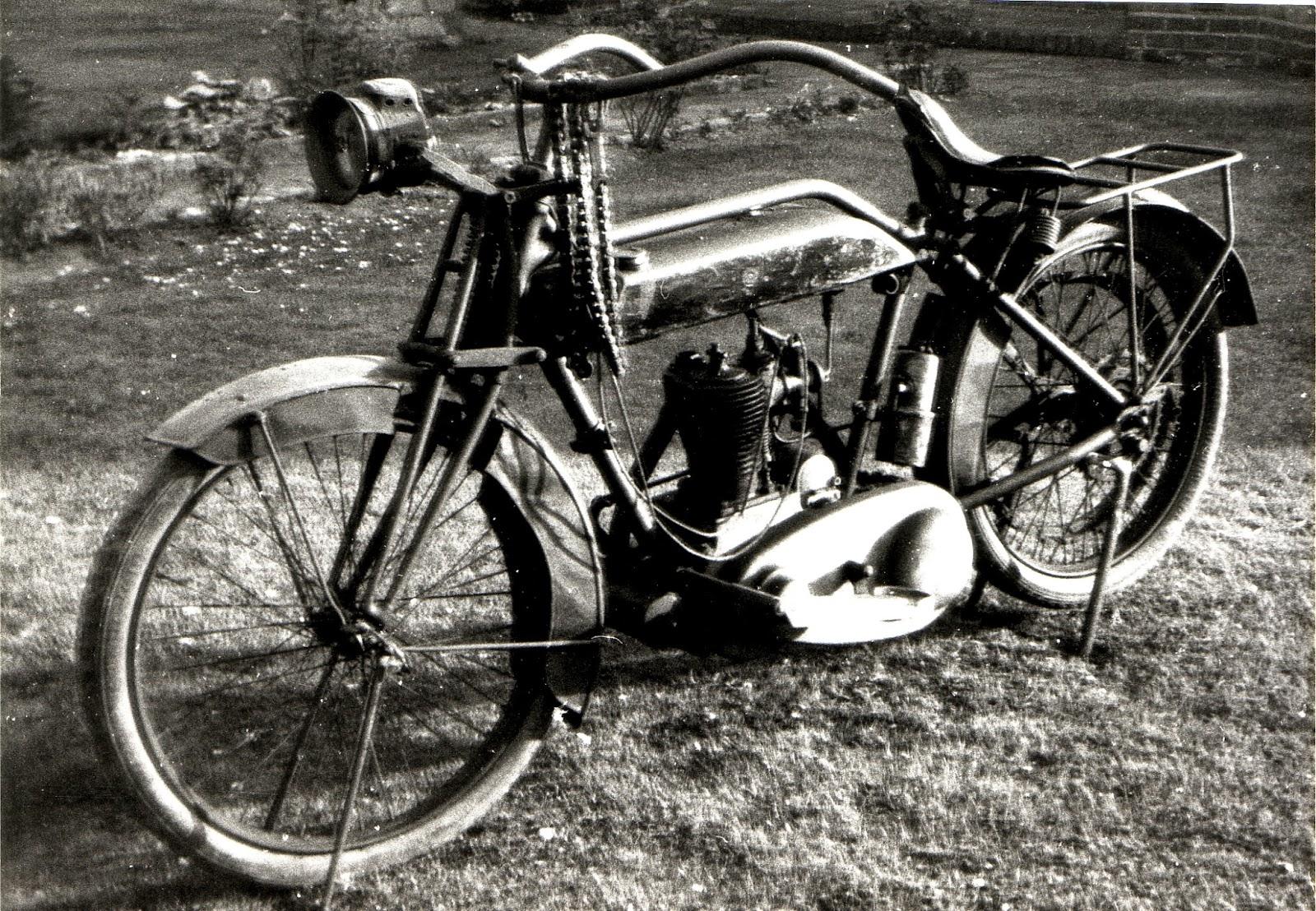 1919 Quadrant 4.5hp