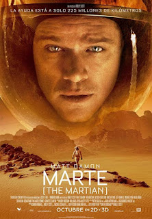 marte, the martian, matt, damon, ciencia, ficción