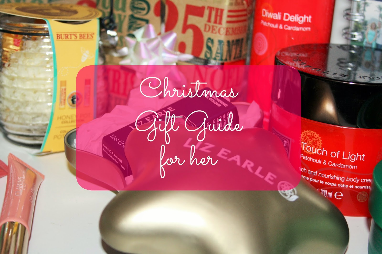 CHRISTMAS GIFT GUIDE 2014: GIFTS FOR HER - PRETTY YOUNG THING