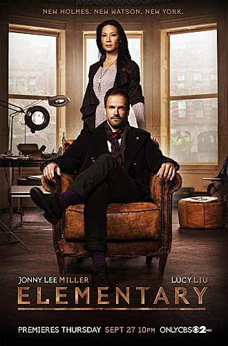 Download – Elementary – 2ª Temporada Completa HDTV AVI + RMVB Legendado