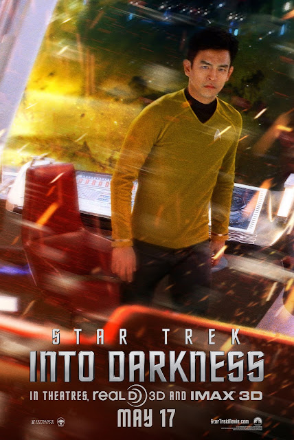Star Trek: Into Darkness - Sulu