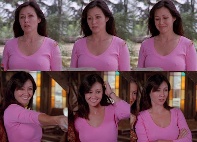 shannen doherty on charmed ep. 201