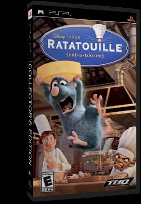 Ratatouille  (Espanol) (Juegos 2014)