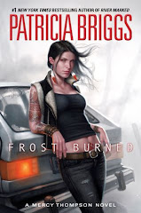 Frost Burned (Mercy Thompson #7) by Patricia Briggs