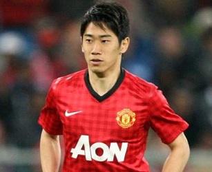 Shinji Kagawa, Manchester United midfielder